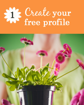create your free profile
