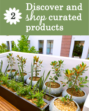 discover and shop curated gardening products