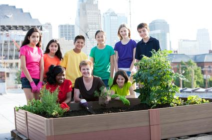 Gardening With Your Children